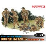DRA6212 BRITISH INFANTRY (1/35)