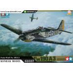 TA61037 Focke-Wulf Fw 190A-3 1/48