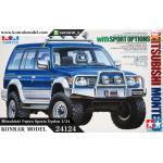 TA24124 Mitsubishi Pajero Sports Option 1/24