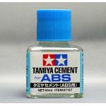 TA87137 กาวติดพลาสติก ABS (Tamiya Cement for ABS)