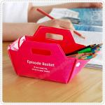 DIY Basket - Hot Pink