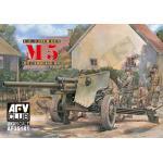 35181 U.S. 3 INCH GUN ON CARRIAGE M6 1/35