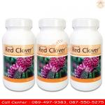 Red Clover Plus เรด โคลเวอร์ พลัส แบบ 3 กระปุก