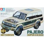 TA24115 MITSUBISHI PAJERO SUPER EXCEED 1/24