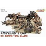 DRA3012 U.S. MARINE TANK KILLERS 1/35