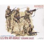 DRA3011 U.S 101st AIR ASSAULT 1/35 SCALE