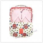 MG Shoe Pocket v2 - Smiley Pink