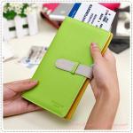 Passport case - Green