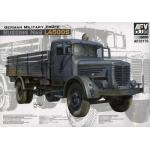 35170 GERMAN MILITARY TRUCK BUSSING 1/35