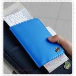 E-Passport Suit - Blue
