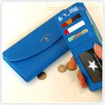 Day Wallet - Blue