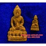 พระกริ่ง-พระชัยวัฒน์ เนื้อกระเบื้องพระวิหารหลวง วัดสุทัศน์ฯ ปี 2539 พร้อมกล่องครับ