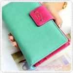 Too Slim Wallet - Green