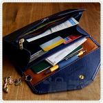 Travel Documents - Blue
