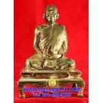 ..โค้ด ๔๐ นวโลหะ..พระบูชา คชวัตร หน้าตัก 4 นิ้ว  ครบ 90 พรรษา  สมเด็จญาณสังวร สมเด็จพระสังฆราช  วัดบวร  ปี 2546 พร้อมกล่องครับ