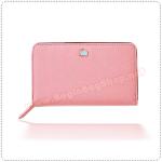 BankBook Wallet - Pink