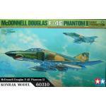 TA60310 McDonnell Douglas F-4E Phantom II Early Production 1/32