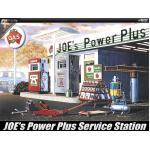AC15122 JOE's Power Plus Service Station 1:24