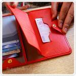 Pass Wallet - Orange