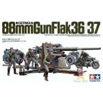 TA35017 1/35 German 88mm Gun Flak 36.37 Kit - CA117