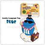 M&M Tag - Blue