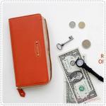 ICONIC Zip Up - Orange