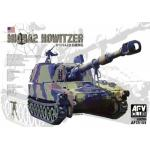 35109 M109 A2 HOWITZER M1A1 COLLIMATOR AIMING 1/35