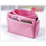 Mini BAG in BAG - Pink