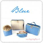 BAG in BAG Set 4 - Blue