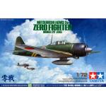 TA60785 Mitsubishi A6M3/A6M3a Zero Fighter Model 22 1/72