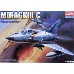 AC12247 MIRAGE IIIC FIGHTER (1/48)