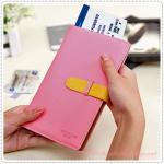 Passport case - Pink