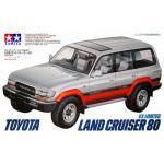 TA24107 Land Cruiser 80 VX Ltd Kit 1/24 (มีเครื่อง)