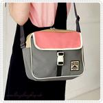 Iconic Cube Bag - Pink