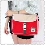 Iconic Cube Bag - Red