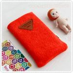 Cleaner Pouch - Orange
