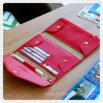 Tripping Pop Wallet - Red