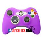 ซิลิโคนจอย Xbox - สีม่วง