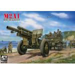 35160 105mm HOWITZER M2A1 & CARRIAGE M2 1/35