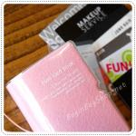 Mini Card Book - Pink
