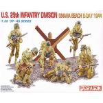 DRA6211 US 29th INFANTRY DIV (1/35)