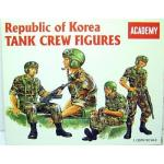 AC1369 REPUBLIC OF KOREA TANK CREW 1/35