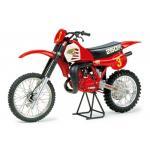 TA14011 Honda CR250R MOTOCROSSER 1/12