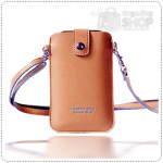 Sleeve Mobile Pouch case - Orange