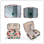 Pattern Lady Set - Sparkle Green