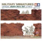 TA35028 1/35 Brick Wall Set Kit