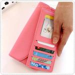 Day Wallet - Pink
