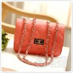 Mini Shoulder Bag - Pink