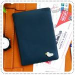 Jam Passport Holder - Black
