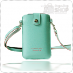 Sleeve Mobile Pouch case - Green